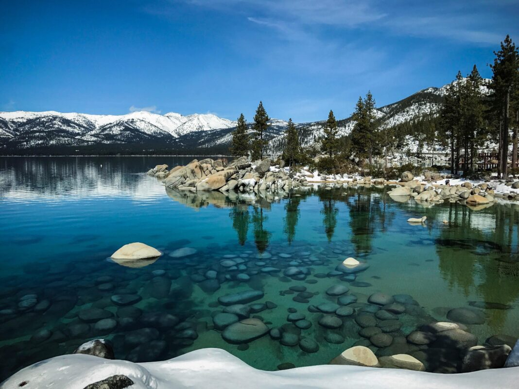 lake tahoe trash