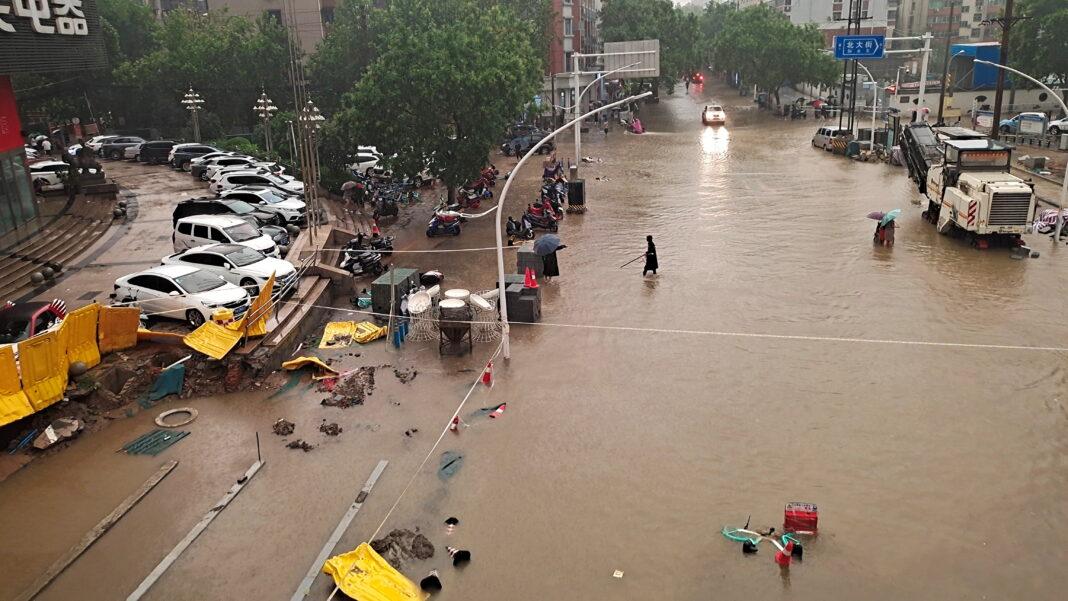 Chinese Heavy Rains