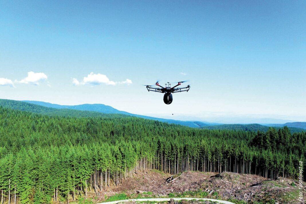 planter drones