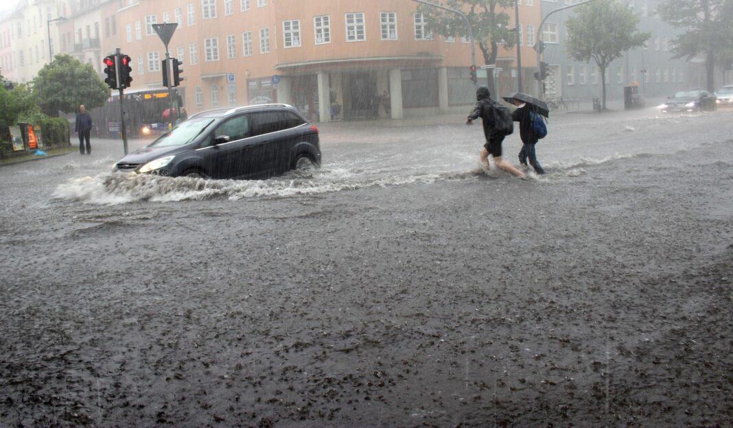 global rainfall