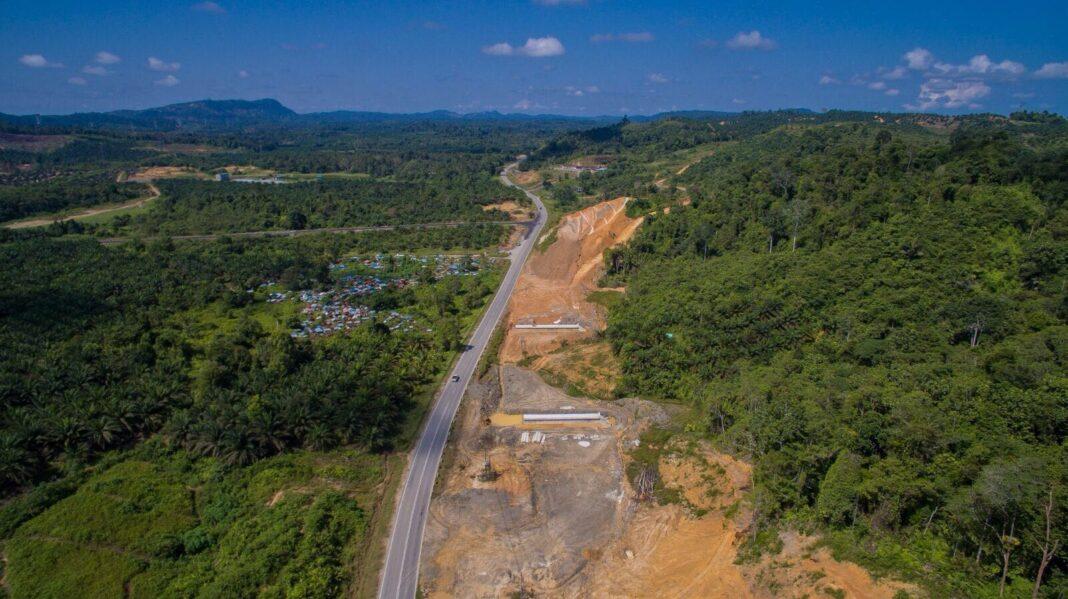 borneo highway