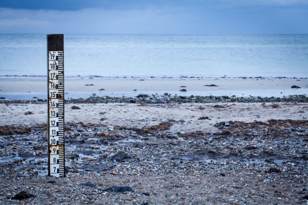 past sea levels