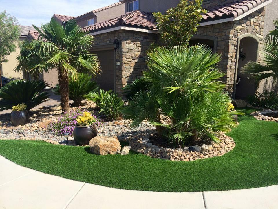Las Vegas Decorative Grass Ban