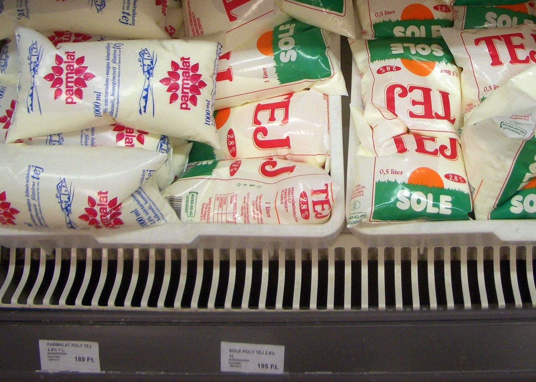 Milk Bag Project