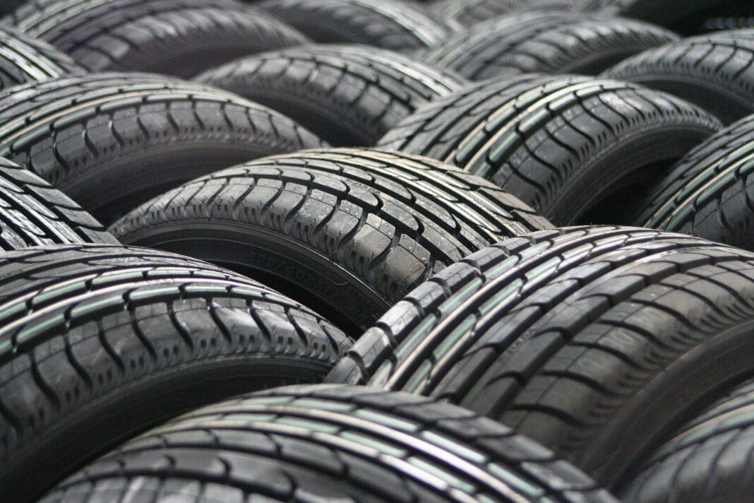 Kuwait Tyre Graveyard