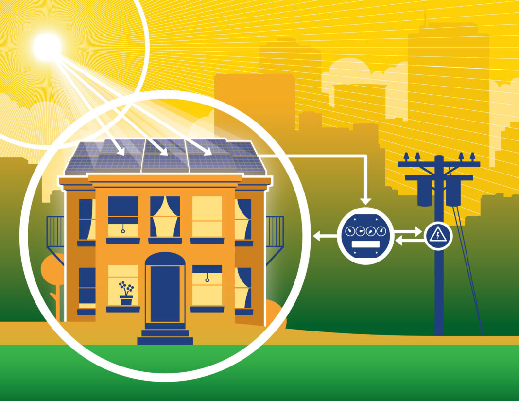 Solar Net Metering