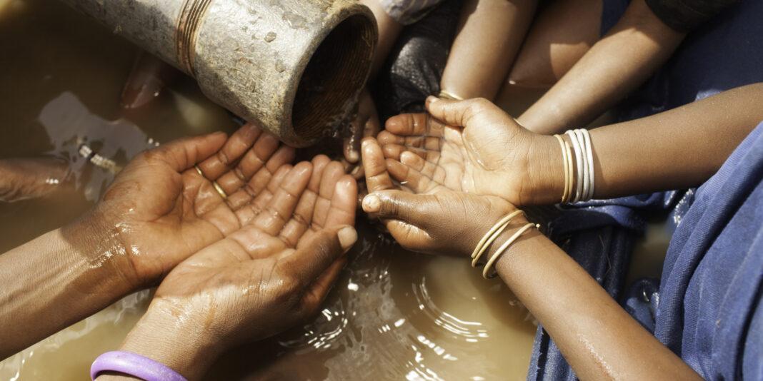 Indonesian Water Priest